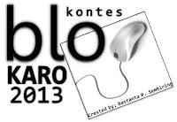 kontes blog Karo 2013