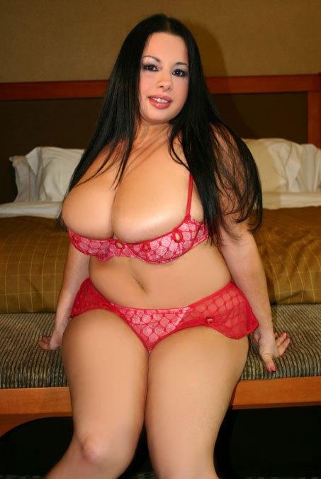 Has the fat bbw mature porn star escort that was