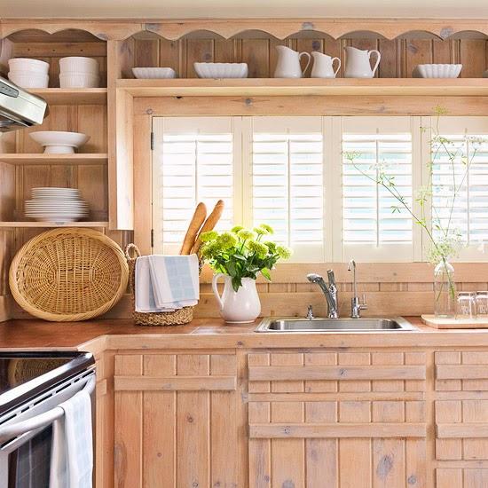 Мебель кухонная на даче своими руками 12