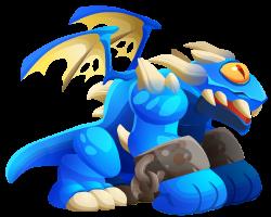 imagen del dragon ciclope de dragon city