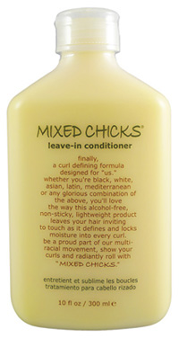 Product Review: Mixed Chicks leave-in conditioner