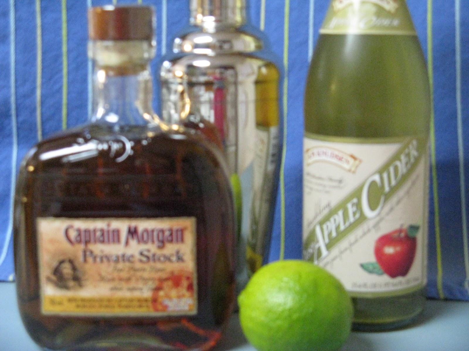 A Taste of Alaska: Hard Spiced Apple Cider