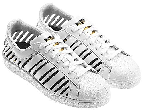 รองเท้า adidas Originals Superstar 80s Cutout shoes อาดิดาส ออริจินอลส์ รุ่นใหม่