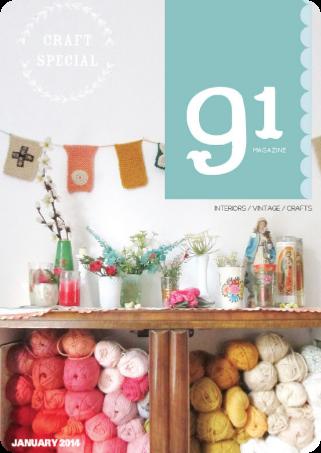Revista 91 Magazine