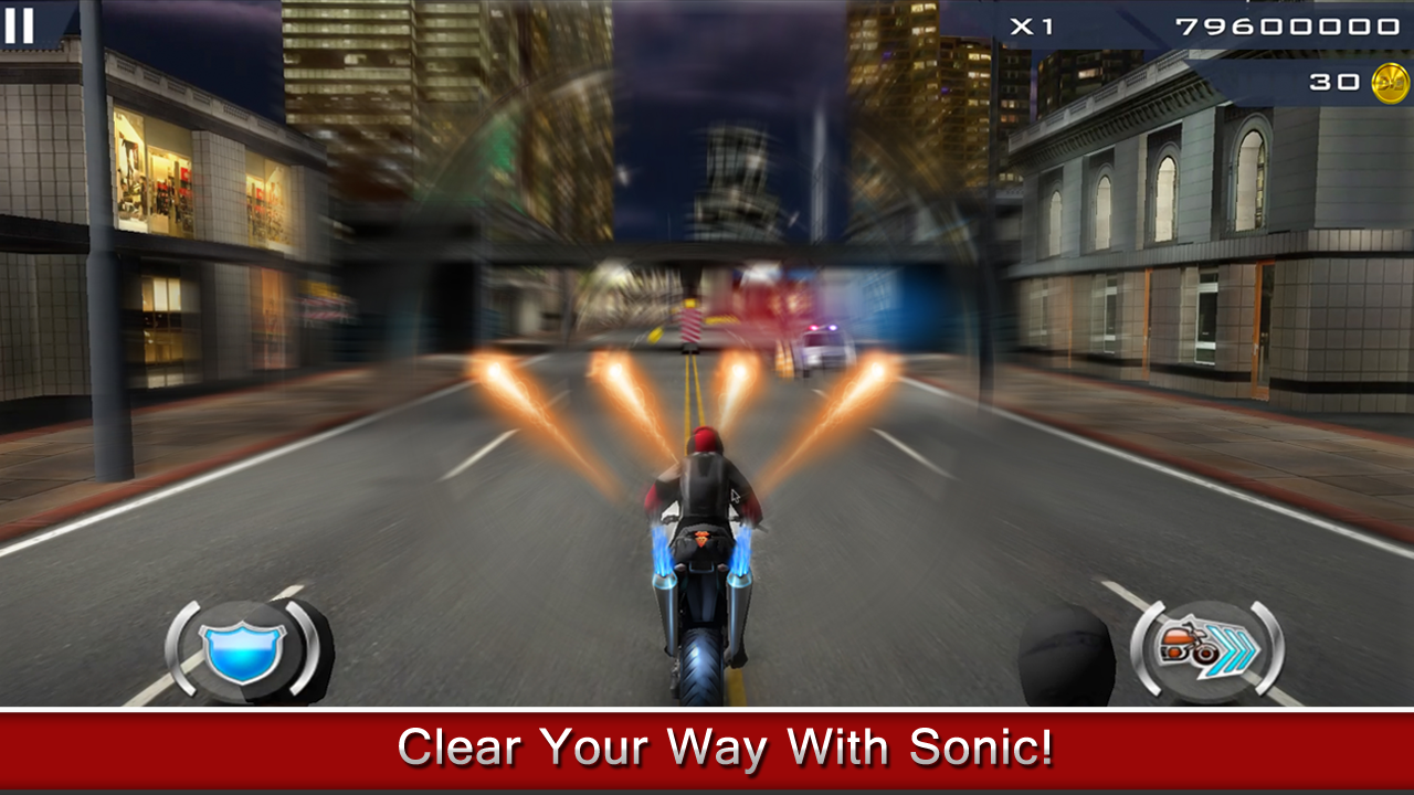 Dhoom:3 The Gam... Game