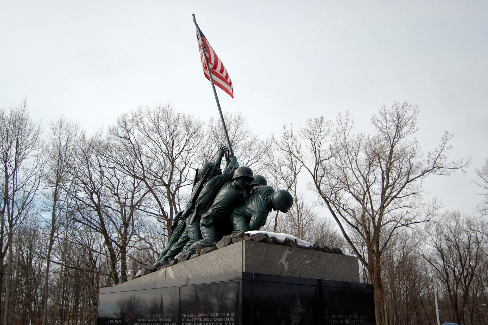 National Iwo Jima Monument, CT