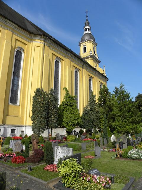 St Paulinkirche Trier