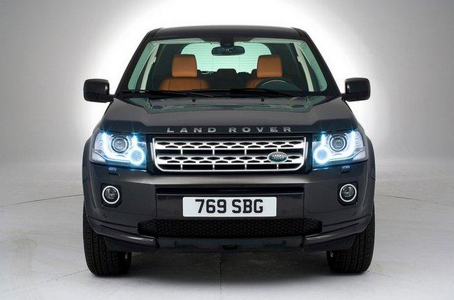 auto Land Rover Freelander 2 2013