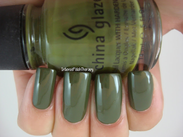 China Glaze - Westside Worrier