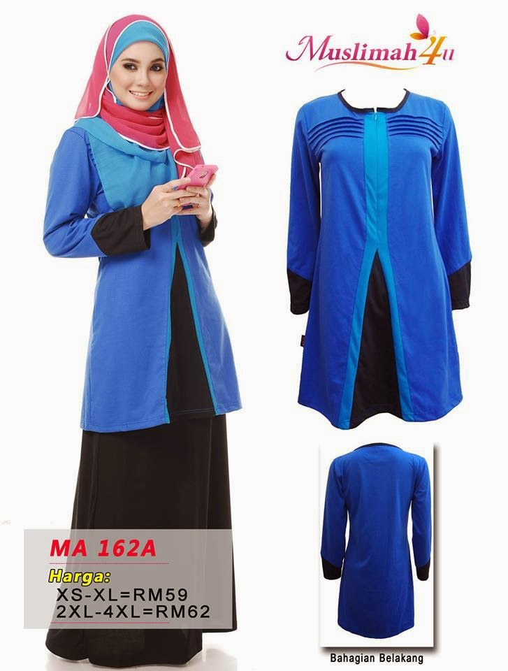 T-shirt-Muslimah4u-MA162A