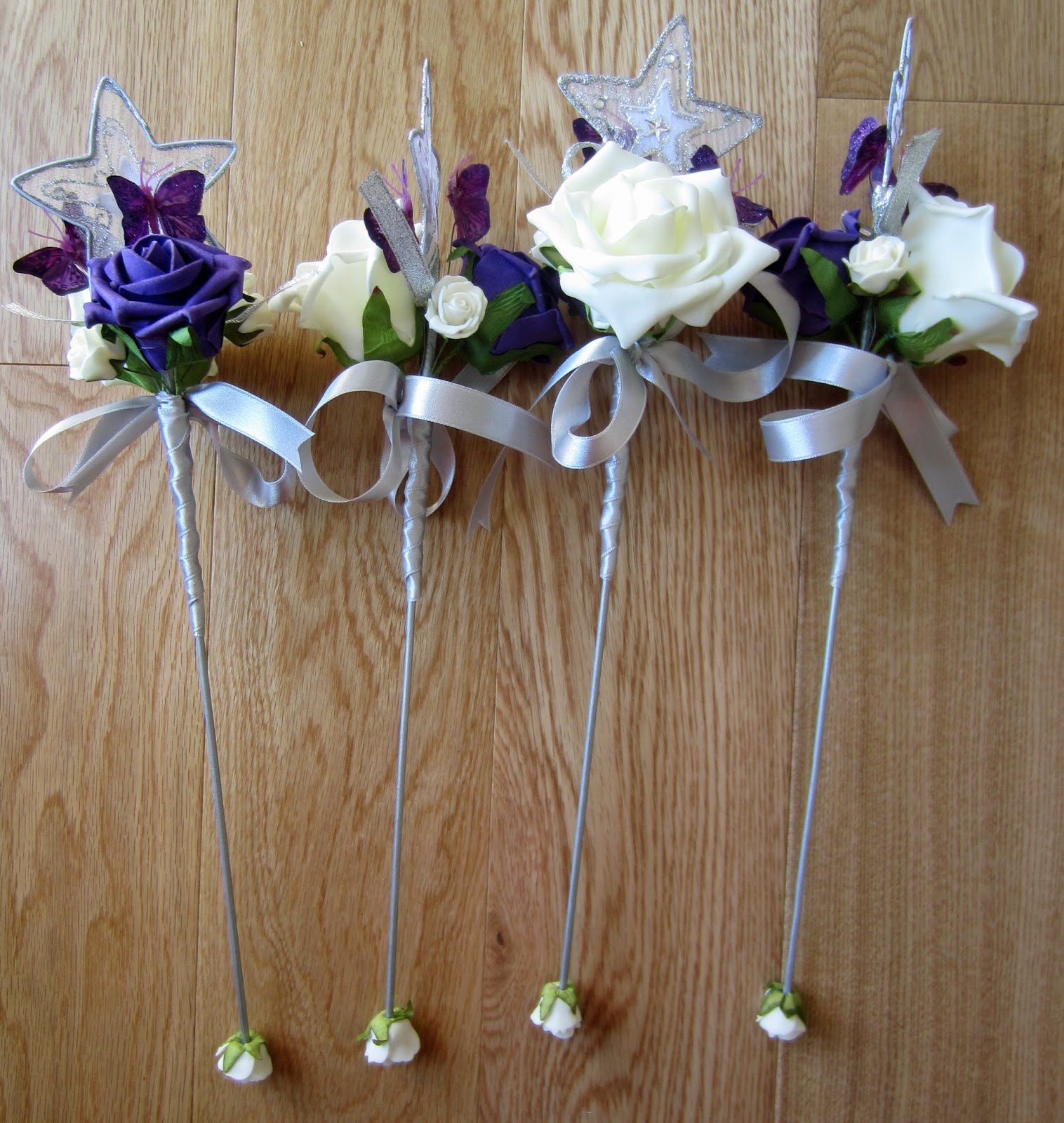 Flower Girl Wands | Wedding Gallery