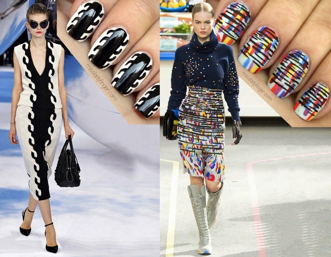 Unhas - Manicure Muse - novas formas de pintar as unhas