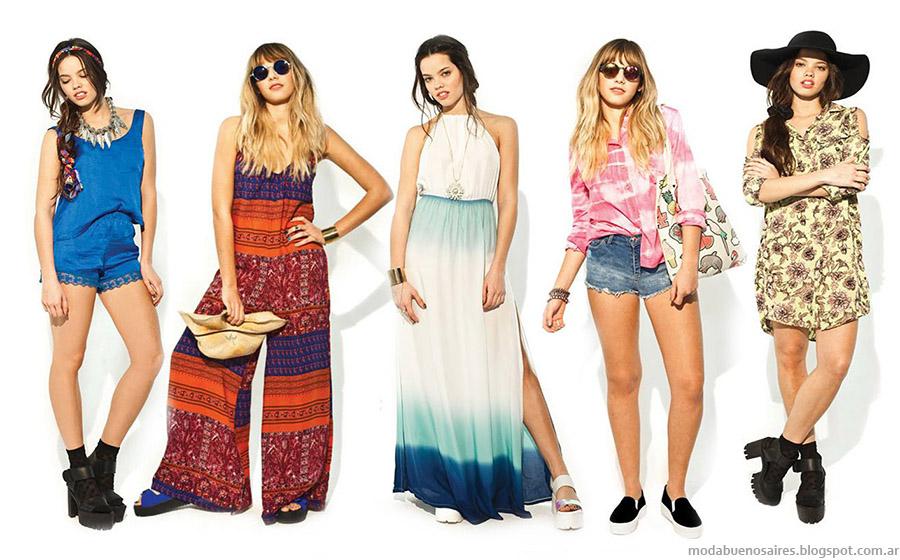 Moda 2015. Looks juveniles 47 Street. Moda verano 2015.