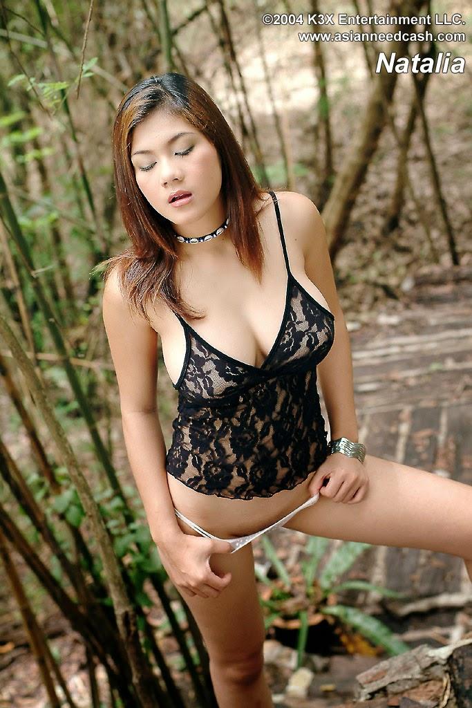 Model Igo Semok Natt Chanapa Sey Montok Foto Bugil Hot