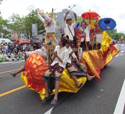 Sambut HUT Kota Negara ke 118, Jembrana Gelar Parade Seni Budaya