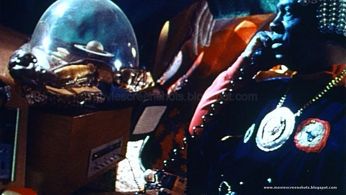 Vagebond 39 s movie screenshots space is the place 1974 for Jobs in outer space