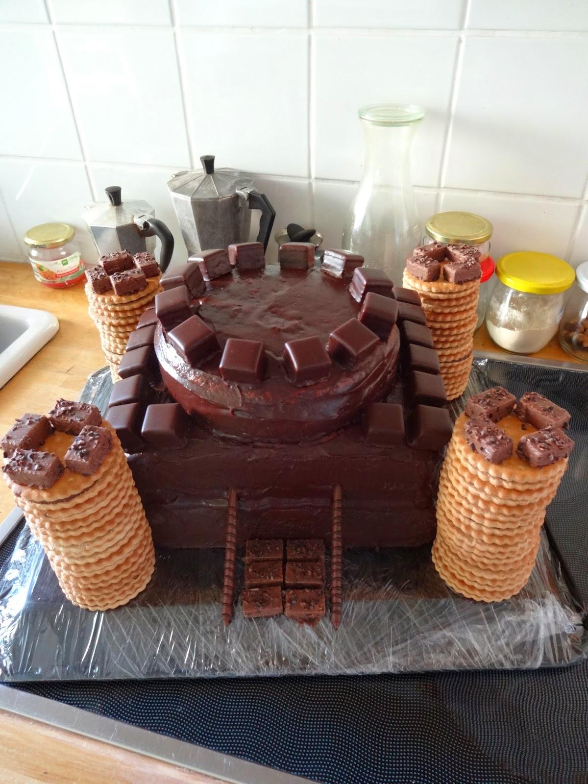 Kuchen Torten Muffins Backen Fur Freunde Fur Eine Ritterburg