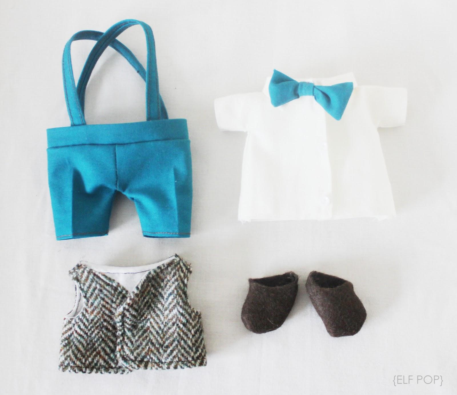 Elf pop retro boy doll clothes sewing pattern retro boy doll clothes sewing pattern jeuxipadfo Choice Image