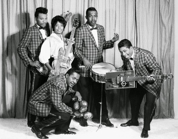 Love Bo Diddley