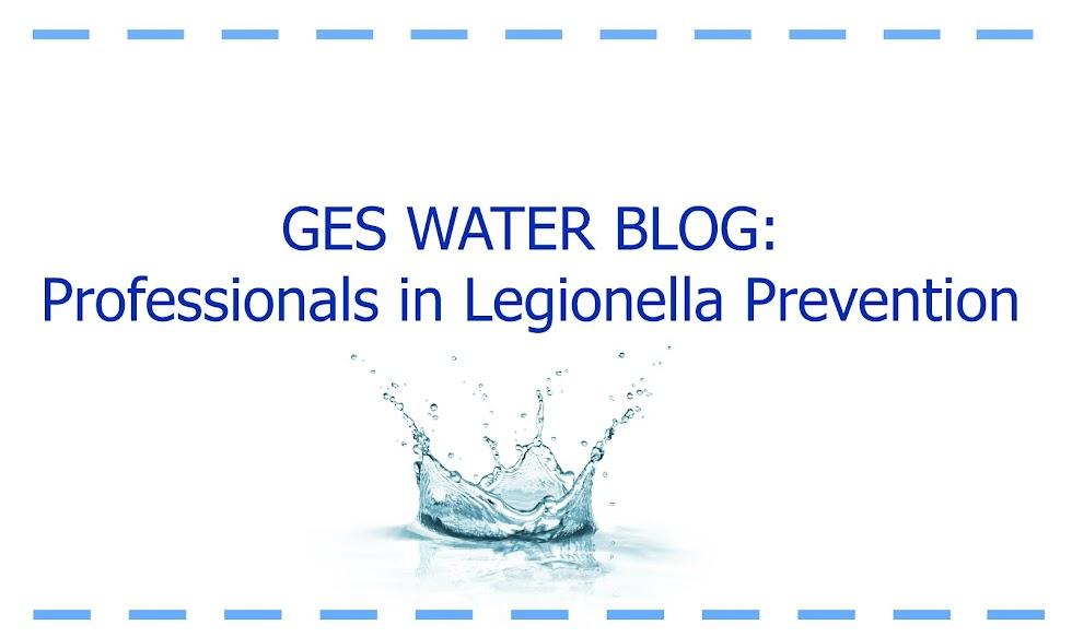 GES Water-Experienced Professionals in Legionella Prevention.