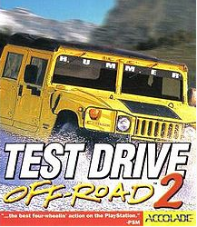 Test Drive Offroad 2