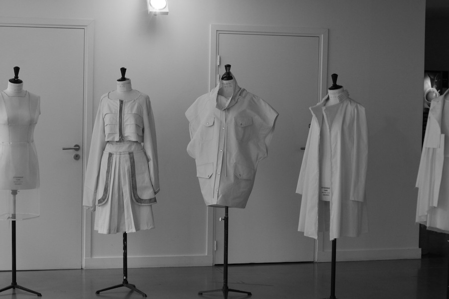 Jp on fashion speed photo diary ecole de la chambre - La chambre syndicale de la haute couture ...