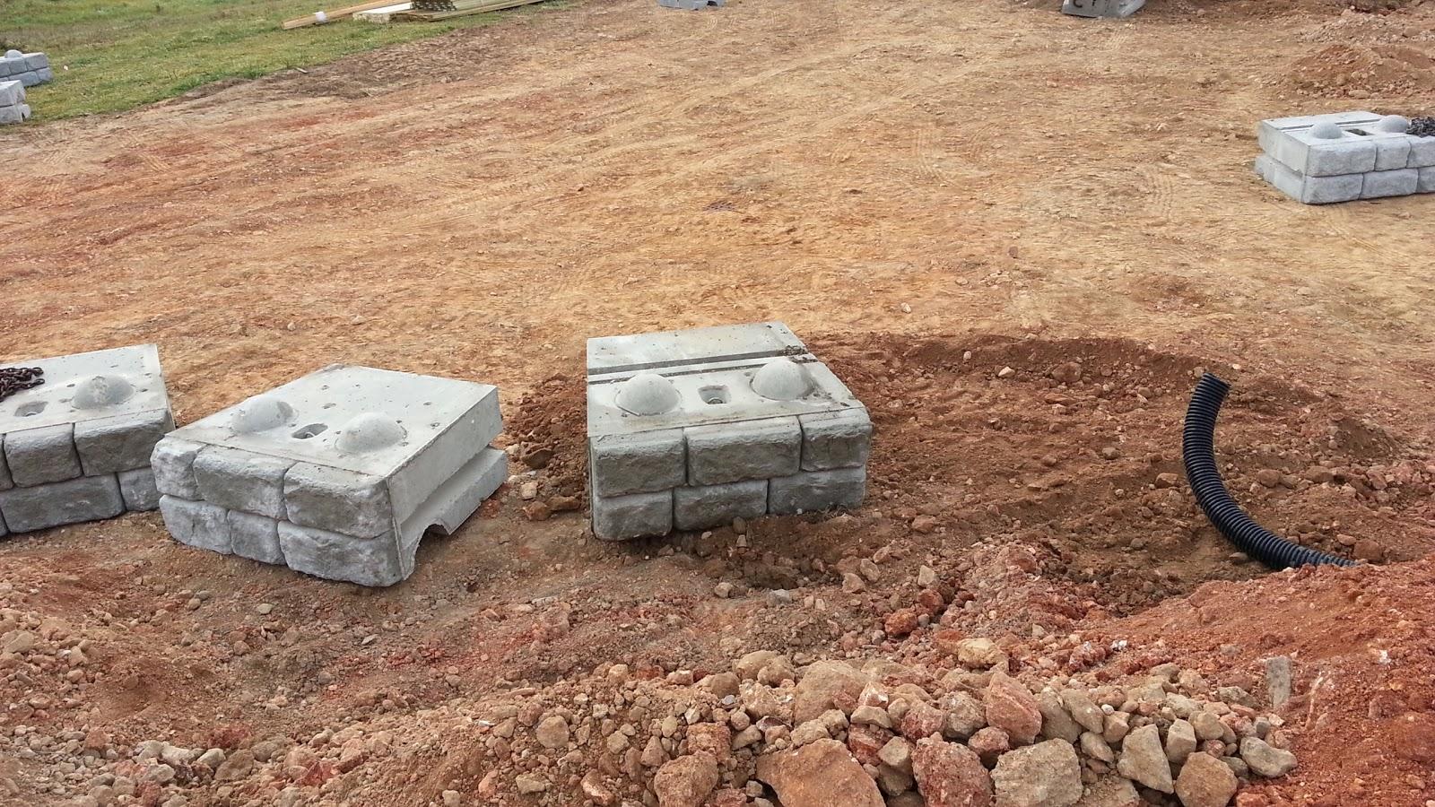 Insulated concrete forms tf systems house 75 000 pounds Styrofoam concrete blocks