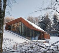Casa en la montaña de Denieuwegeneratie