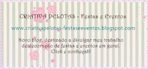 Novo blog Decoração de Festas!!!