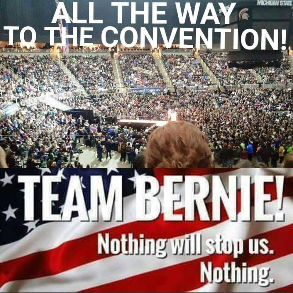 polliticall a progressive political call to action you can save your hillary math bernie is really the one in the drivers seat and they know it