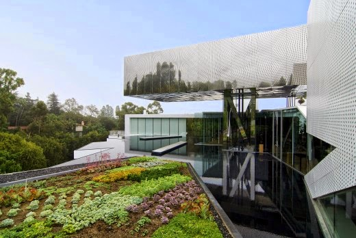 Michael Ovitz home designed by architect Michael Maltzan