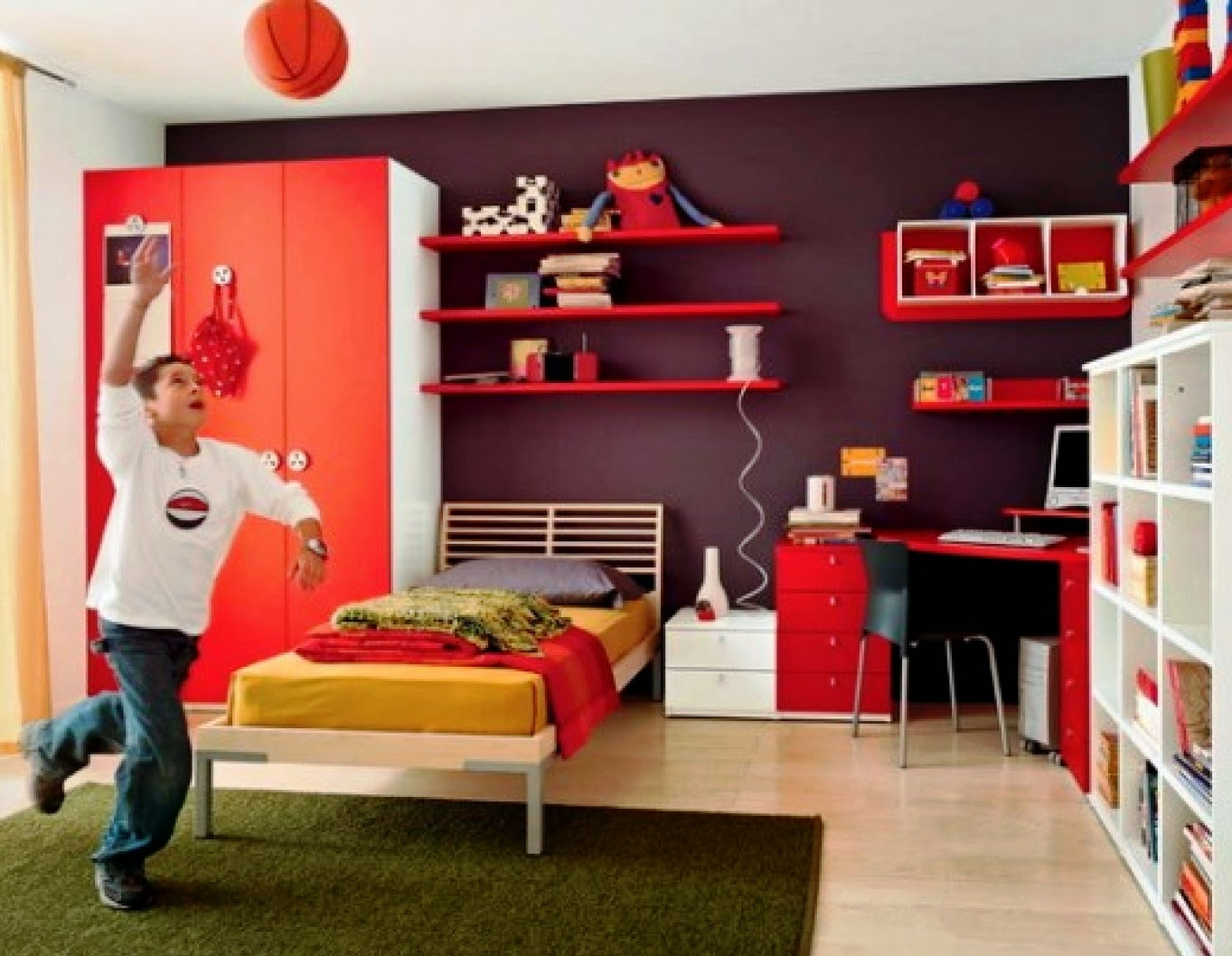 Ideas For Decorating Your Boy\'s Room | Ideas for home decor