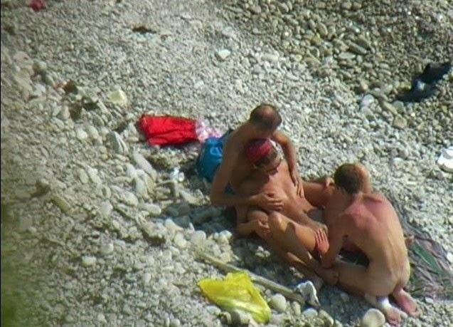 хочу секса на пляже севастополь