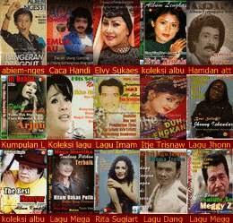 30 artis dangdut yang terkenal karena lagu-lagunya
