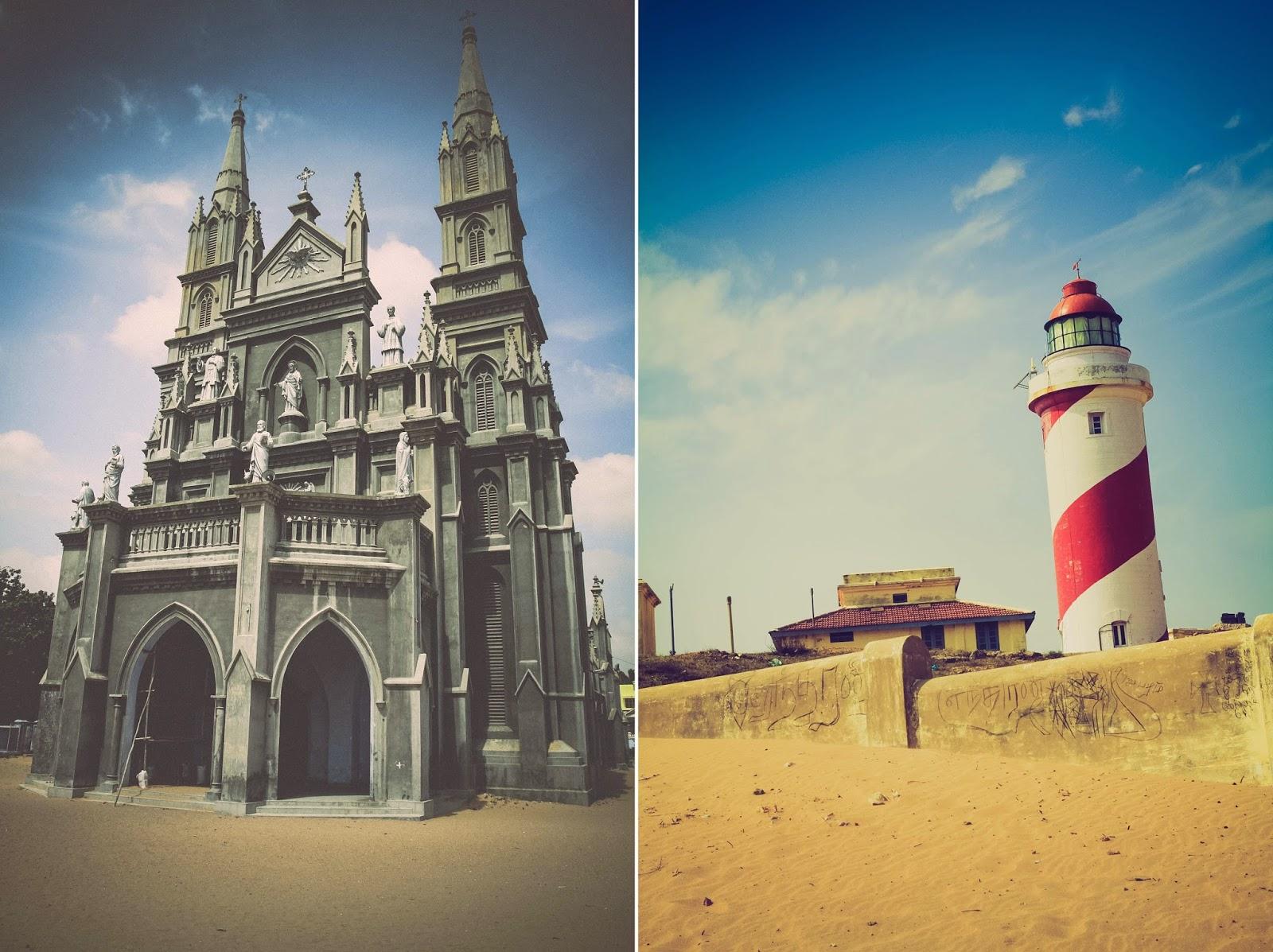 Manapad Lighthouse