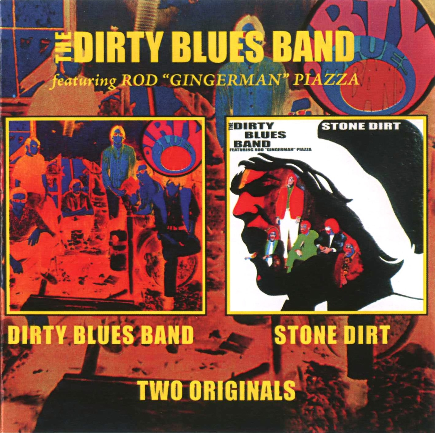 Dirty Blues Band, The - Dirty Blues Band
