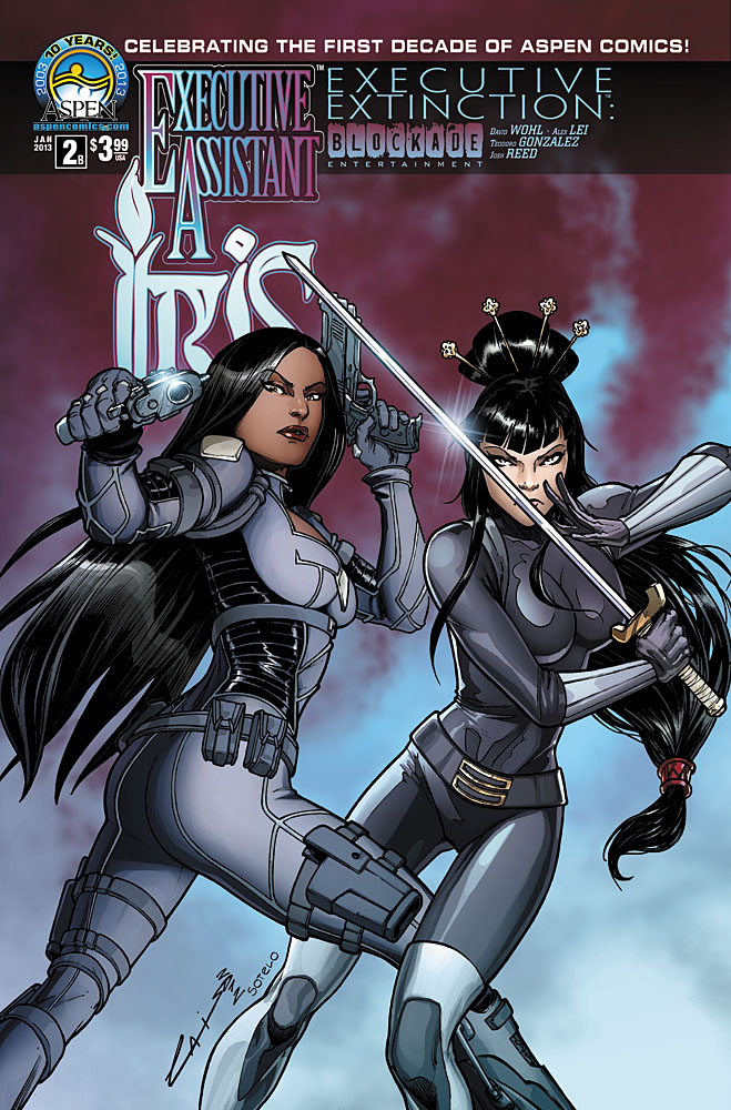 Preview: EXECUTIVE ASSISTANT: IRIS (vol 3) #2