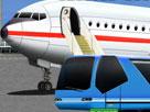 Otobüsle Uçak Servisi Oyunu