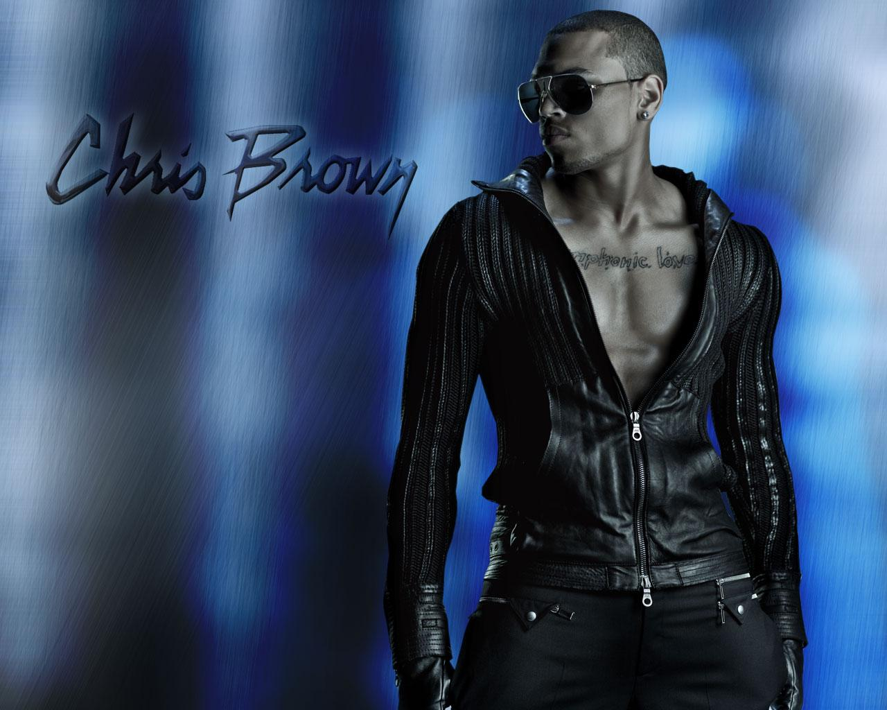 chatter busy chris brown wallpapers