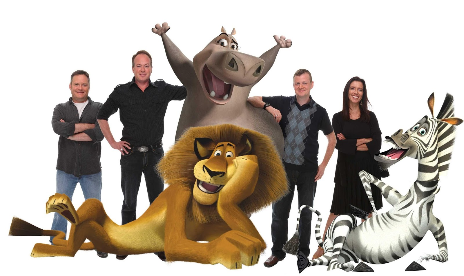 Madagascar 3 Characters Voices Image Gallery Madagasc...
