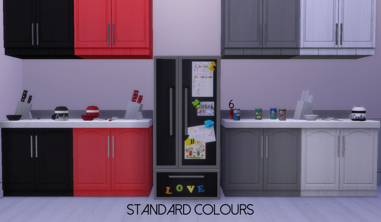 how to change colour of furniture sims 4
