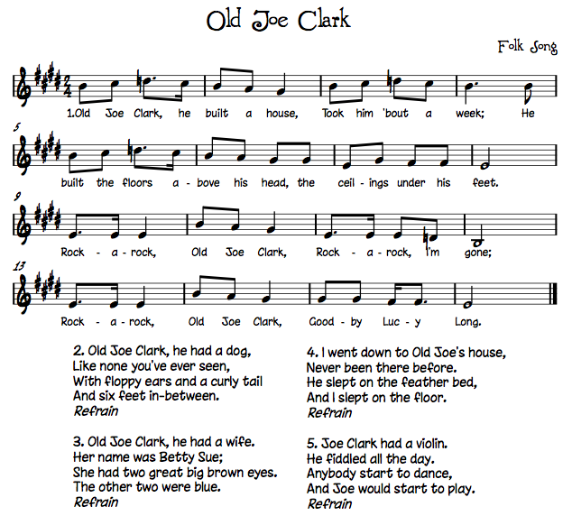 Dancing On My Own Sheet Music With Lyrics: Beth's Notes