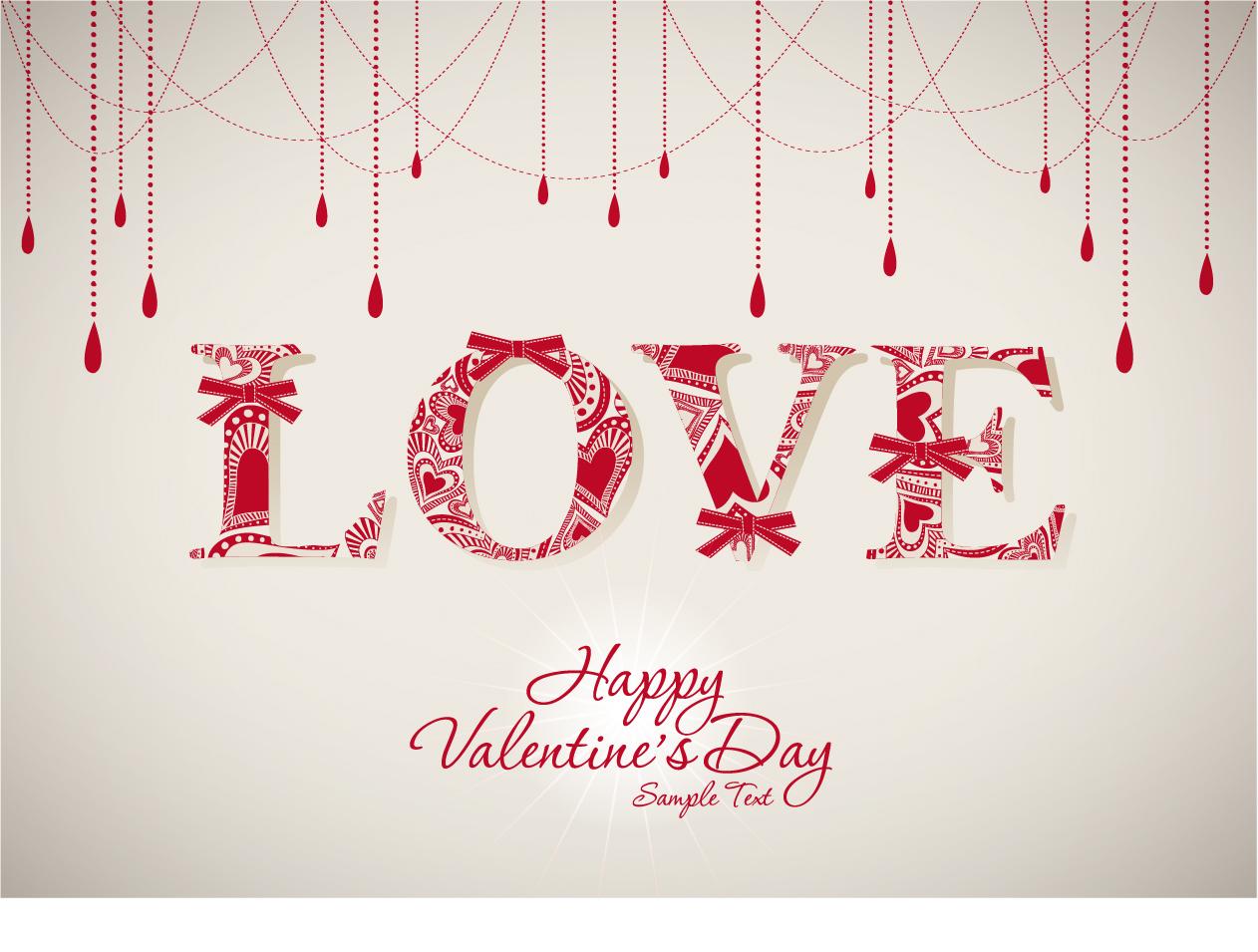 Поздравления с Днём Святого Валентина на английском языке с 73