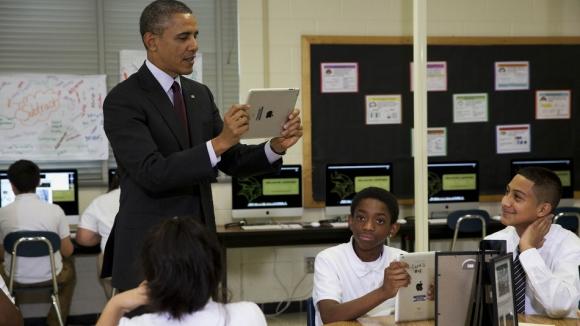 Beberapa Perusahaan Teknologi Dukung Pendidikan di AS
