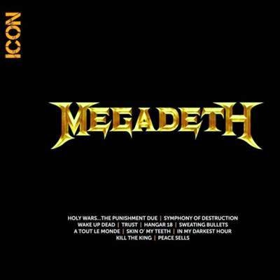 Cd Megadeth Icon