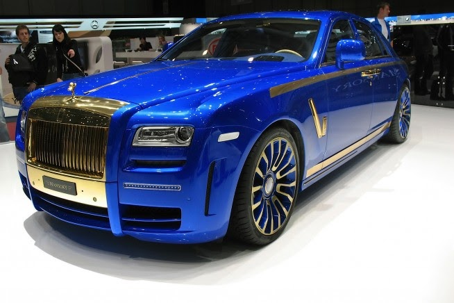 2013 Rolls-Royce Ghost Review And Prices