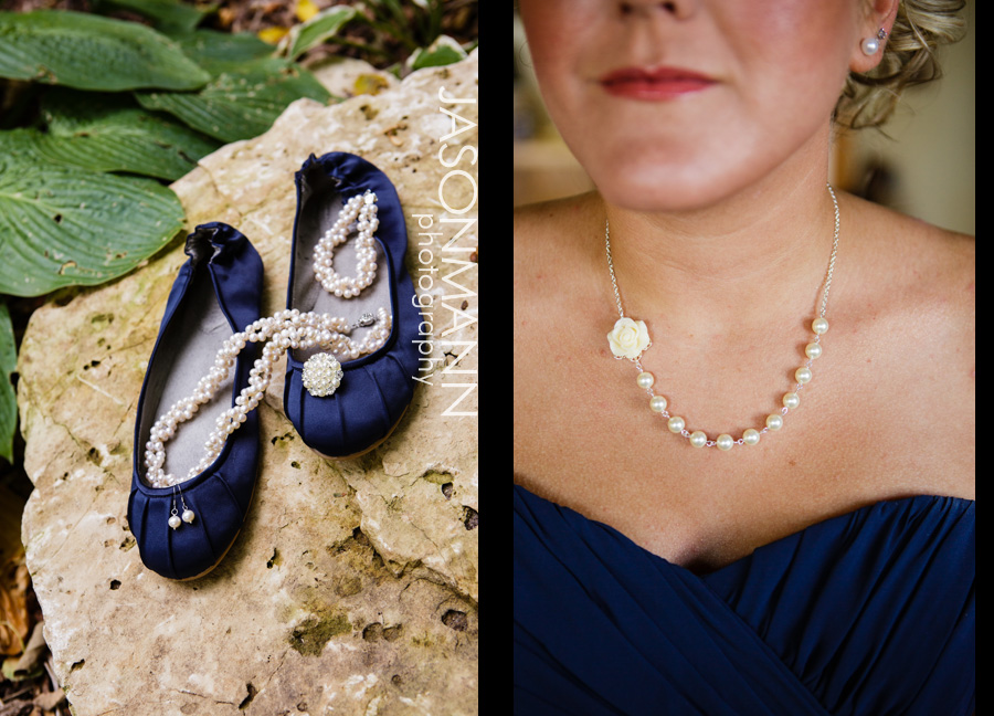 Jason Mann Photography - Door County Wedding Shoes and Jewelry