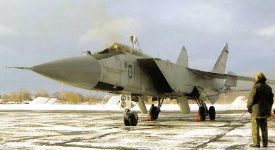 МиГ-31 фото