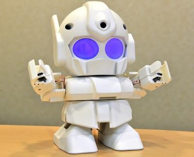 Robot Rapiro Mampu Bancuh Kopi