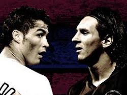 Messi Vs. C.Ronaldo